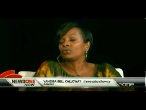 TV One's Roland Martin Interviews Vanessa Bell Calloway | NewsOne Now: 3/12/14