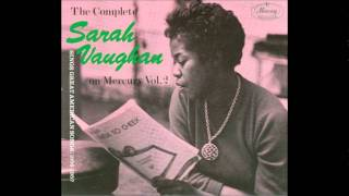 Watch Sarah Vaughan All The Things You Are video