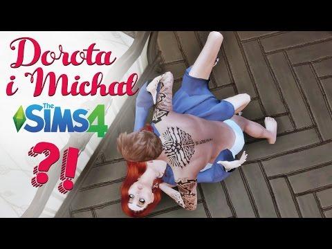 Dorota i Michał 8 | ROMANS KWITNIE! | The Sims 4
