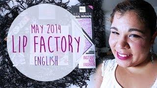 """Lip Factory May 2014 """"Spring has Sprung"""" ENGLISH Thumbnail"""