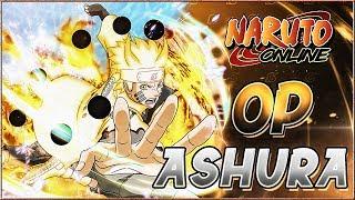 Naruto Online   Ashura Naruto - The Broken Prophet