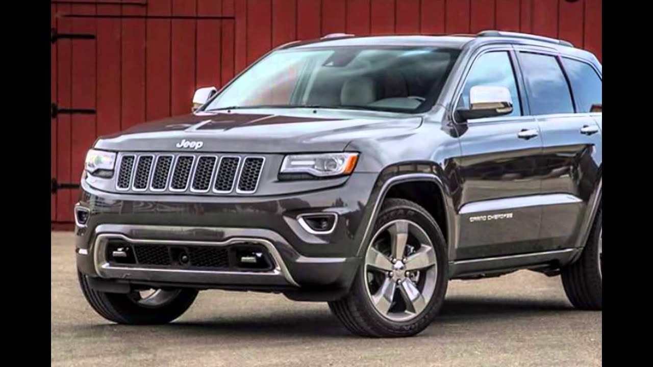 2016 2017 Jeep Grand Cherokee New First Release Reviews Overviews