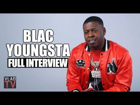 Blac Youngsta on 2Pac, Tekashi, Yo Gotti, 2Pac, and Money (Full Interview)