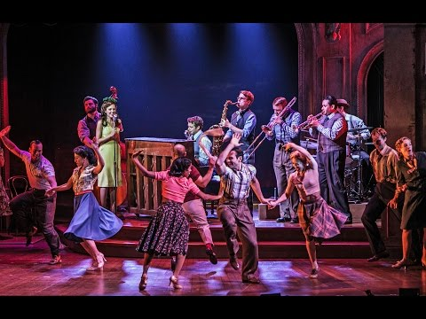 The Bandstand at Paper Mill Playhouse, A World Premiere Musical