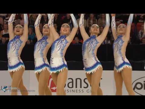 Team Shoin, JPN - AGG World Championships 2017 Helsinki