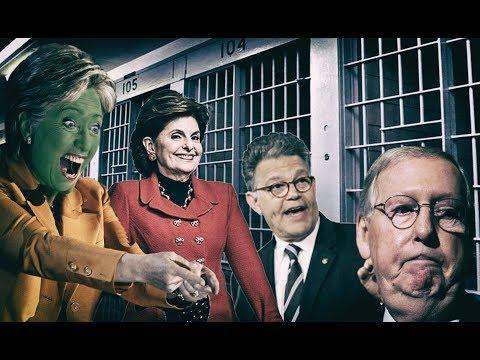 Full Show: CAUGHT: Hillary, Franken, Gloria Allred, & Mitch McConnell