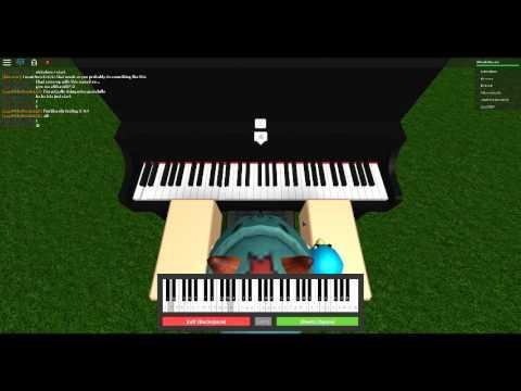 Roblox Piano Sad Song Youtube