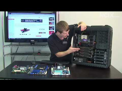 microATX vs ATX vs XL-ATX Motherboard (NCIX Tech Tips #68)