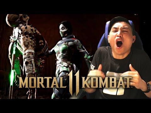 Mortal Kombat 11 - JADE Reveal Trailer!! [REACTION] thumbnail