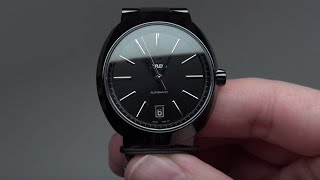 rado D-Star Ceramic Automatic Men's Watch Review Model: R15610172