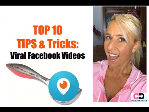 Facebook VIRAL Video Marketing  (TOP 10 TIPS - Viral Faceboo