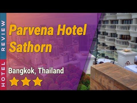 Parvena Hotel Sathorn hotel review   Hotels in Bangkok   Thailand Hotels