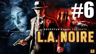 L.A Noire Gameplay Playthrough #6 - Hit and Run (PC)