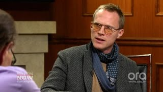 Paul bettany: russell crowe got a bad rap because he doesn't have time to be politically correct