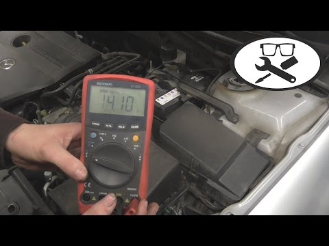 Batterie Ladespannung Messen |  Charging Voltage  |  VitjaWolf | Tutorial | HD