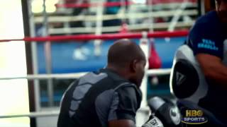 24/7 Road to Pacquiao/Bradley: First Look - Bradley