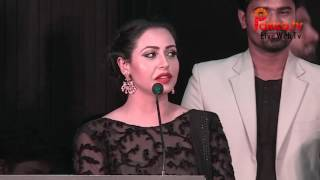 Graghanam Movie Audio launch | Actress Nandini Rai Speech at Graghanam Audio Launch