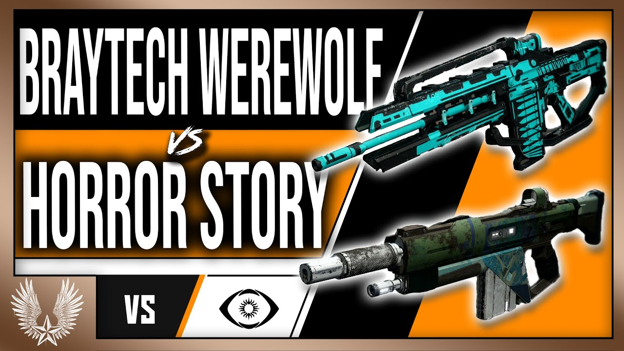 Download Braytech Werewolf vs Horror Story : Which one is better?