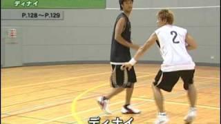 バスケ ディフェンス③ ボールを持たない相手への対応 thumbnail