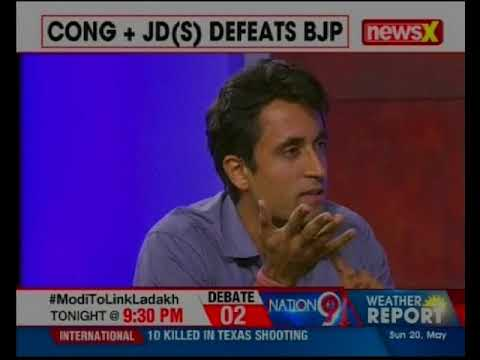 Roundtable: Congress+JD(s) defeats BJP, Did Narendra Modi united the opposition?