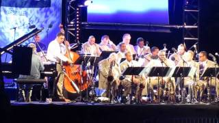 Wynton Marsalis & Jazz At Lincoln Orchestra. Guest Chick Corea. Festival Jazz des Cinq Continents