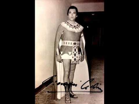 Verdi  Celeste Aida 1969 Giovanni Gibin
