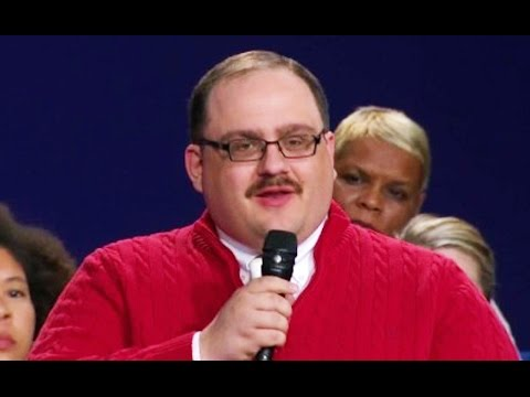 Ken Bone Wins Presidential Debate, And The Internet