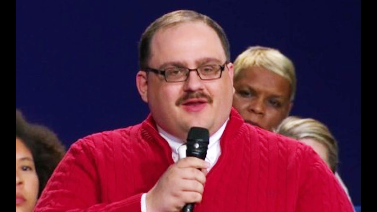 Ken Bone Wins Presidential Debate, And The Internet - YouTube