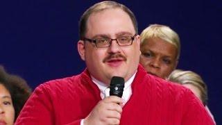 Ken Bone Wins Presidential Debate, And The Internet