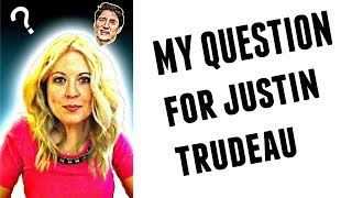 My question to Justin Trudeau about Oxfam's funding