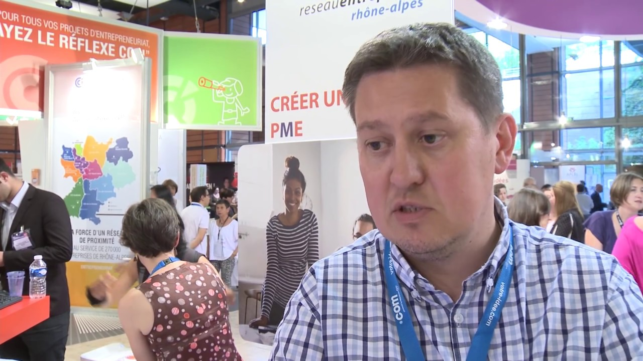Salon des entrepreneurs lyon 2015 in extenso youtube - Salon des entrepreneurs de lyon ...