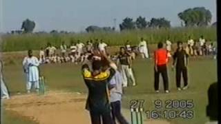 TAPE BALL VILLAGE CRICKET TOURNAMENT JAND SHARIF 2005