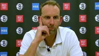 Sean Marks 2021 NBA Draft Press Conference