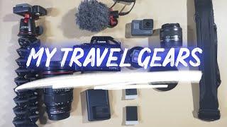 My travel gears
