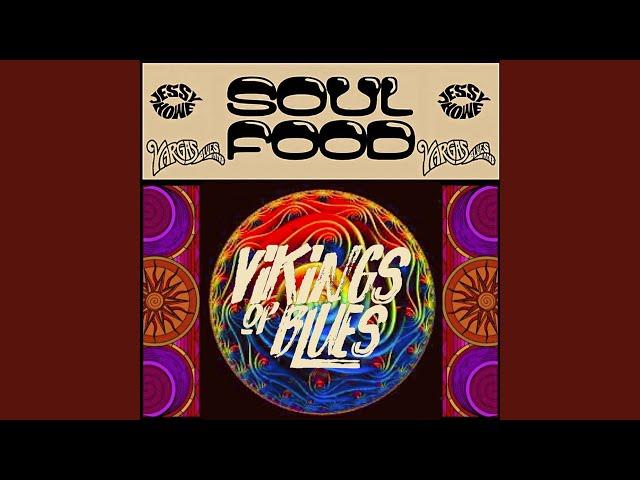 Вышел новый альбом Vikings of Blues «Soul Food»