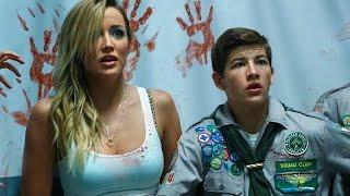 Скауты против зомби - Русский Фрагмент №2 (Фильм, Ужасы)