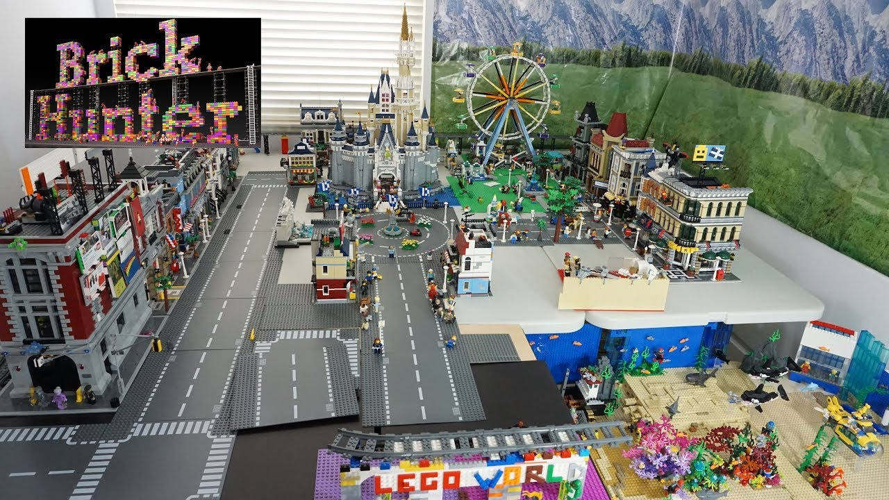 LEGO City Tour Update Episode 14, City Relocated - YouTube