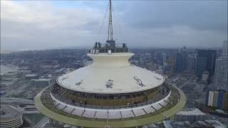Drone crashes into Seattle's Space Needle