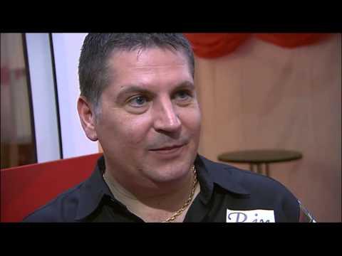 Gary Anderson interview after losing over Michael van Gerwen | World Darts Championship 2014