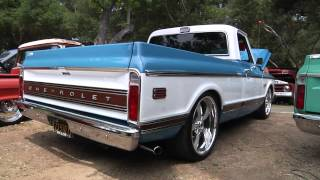 1972 chevrolet cheyenne super pickup truck interview with rene c10 king martinez