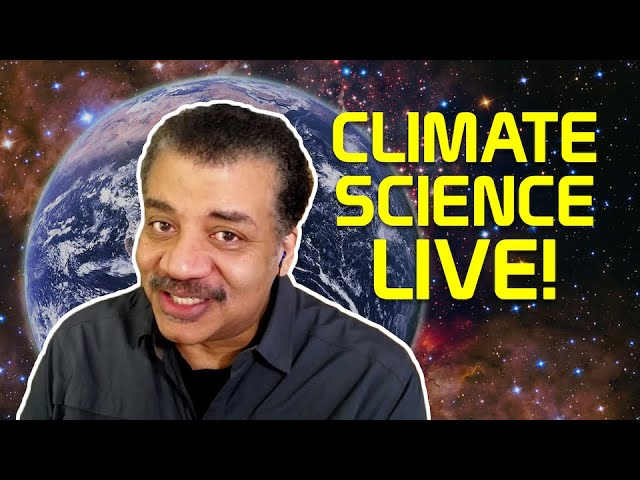 Climate Science! with NASA's Gavin Schmidt