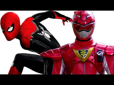 Power Rangers Characters as MCU Characters (JulioCoolio)
