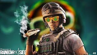 NEW SMOKE OPERATOR!! -Tom Clancy's Rainbow Six Siege (4K Stream)