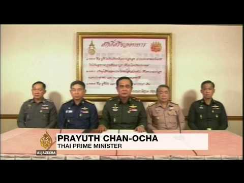General behind Thailand coup named PM