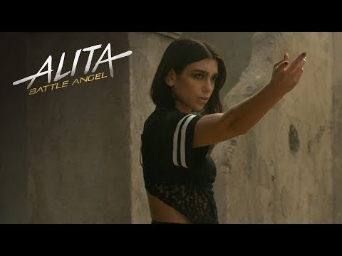 Dua Lipa Menjadi Du Alita Lewat Swan Song | OST ALITA: BATTLE ANGEL Mp3
