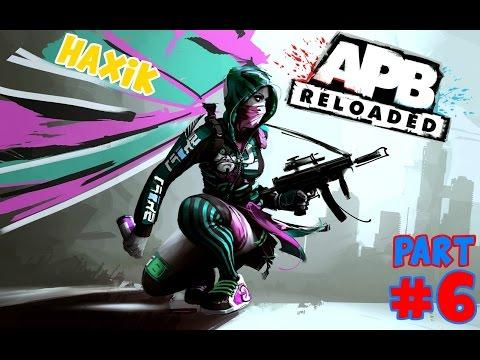 APB: Reloaded #6 | Let's play | haXik | CZ
