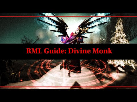 Order & Chaos Online RML: Divine Monk Guide