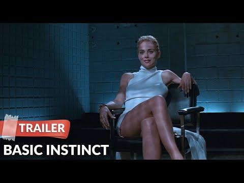 Basic Instinct 1992 Trailer HD | Michael Douglas | Sharon Stone