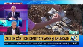 Adrian Ţuţuianu, despre incidentul cu buletinele arse şi expirate din Bucureşti
