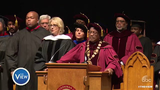 Betsy DeVos Booed At Bethune-Cookman Graduation | The View